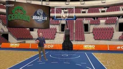 Mais que um time: Cerrado é o outro representante de Brasília no NBB
