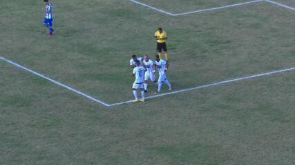 Gols de Central 3 x 0 Jaciobá