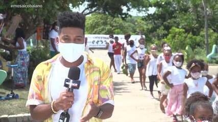 Festival Alternativo fortalecem arte, educação, cultura e sustentabilidade em Pituaçu