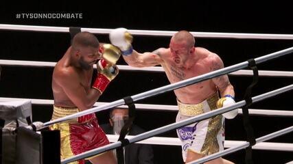 Badou Jack x Blake McKernan pelos meio-pesados do boxe internacional