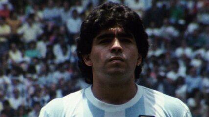 """Em 86, Maradona ganhou Copa """"sozinho"""" e entrou para a história"""