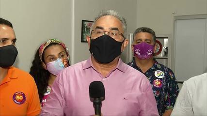 Prefeito eleito em Belém, Edmilson Rodrigues, comenta resultado das eleições