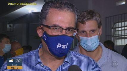 Jairo Jorge é eleito em Canoas