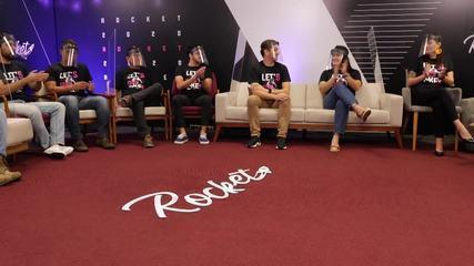 Rocket Negócios #Episódio6: startups se preparam para a grande final