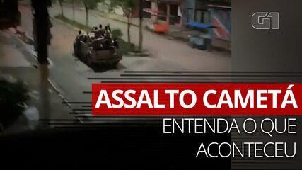 VÍDEO: Entenda madrugada de tiroteios e assaltos que deixou moradores em pânico, em Cametá