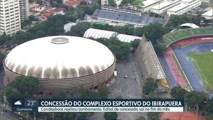 Concessão do Complexo do Ibirapuera causa polêmica