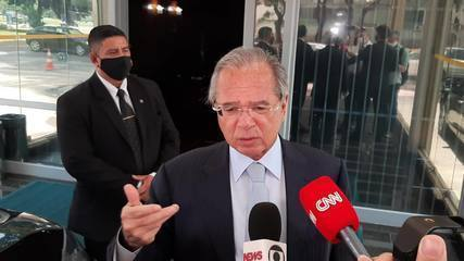 Ministro da Economia, Paulo Guedes, diz que pode fixar meta fiscal para 2021