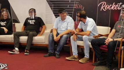 Rocket Varejo #Episódio6: startups se preparam para a final