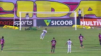 Melhores momentos: Vitória 2 x 3 Confiança pela 26ª rodada da Série B