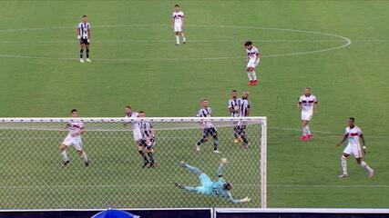 Melhores momentos: Botafogo 0 x 1 Flamengo pela 24ª rodada do Campeonato Brasileiro
