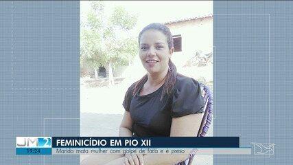 Mulher é morta a golpes de faca no Vale do Pindaré, no Maranhão