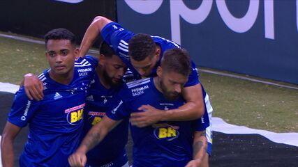 Os gols de Cruzeiro 4 x 1 Brasil-RS pela 26ª rodada do Campeonato Brasileiro Série B