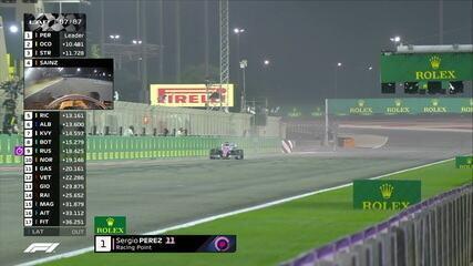 Sakhir GP: Sergio Pérez conquista sua primeira vitória na F1