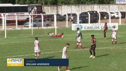 Porto Velho é campeão rondoniense 2020