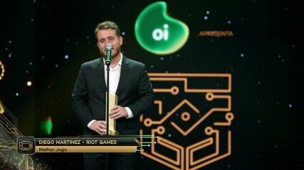 League of Legends vence na categoria Melhor Jogo do Prêmio eSports Brasil 2020