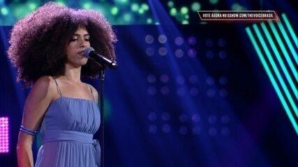 Bruna Black canta 'Flor De Lis' nos Shows ao Vivo -