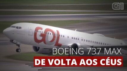 Boeing 737 Max volta a fazer voos comerciais no Brasil