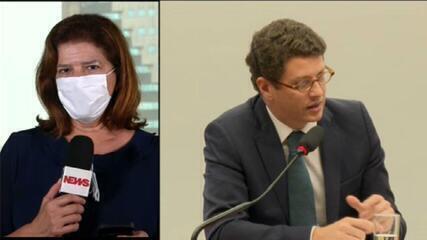 MPF recorre de decisão que negou afastamento do ministro Ricardo Salles