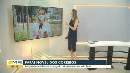 Adoção de cartinhas dos correios foi prorrogada até sexta-feira em todo Brasil