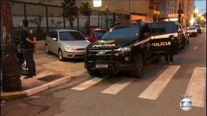 Polícia fez operação contra quadrilha que lavava dinheiro para organizações criminosas