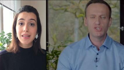 Alexei Navalny acusa Putin por tentativa de assassinato em agosto