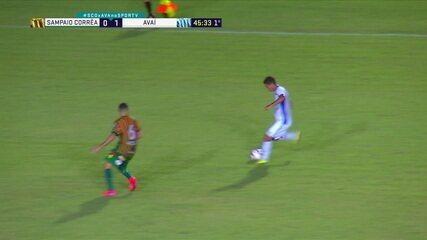 Melhores momentos: Sampaio Corrêa 0 x 1 Avaí pela 29ª rodada do Brasileirão Série B