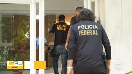 Prefeito de Niterói, Rodrigo Neves, é alvo de operação da Polícia Federal e do MPF