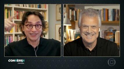 Eucanaã Ferraz fala sobre a religiosidade e o apoio ao integralismo de Vinícius de Moraes