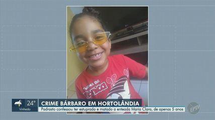 Menina de 5 anos foi encontrada morta dentro de caixa de papelão em Hortolândia