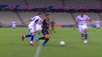 Melhores momentos: Fortaleza 0 x 2 Ceará pela 26ª rodada do Brasileirão 2020
