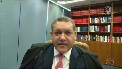 PGR recorre contra decisão de Nunes Marques que suspendeu trecho da Lei da Ficha Limpa