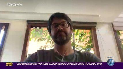 Bahia: Presidente Guilherme Bellintani comenta caso de racismo envolvendo jogador do clube