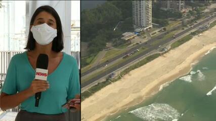 Prefeitura do Rio proíbe queima de fogos e uso de equipamentos de som na orla