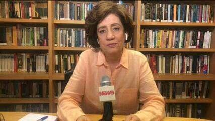 Miriam Leitão sobre salário mínimo de R$ 1.100: 'Não é o suficiente'