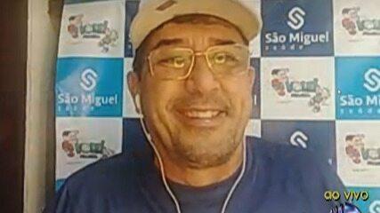João Marcondes, técnico do Vôlei Suzano, faz balanço e projeta temporada 2021