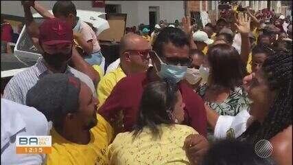 Justiça Eleitoral suspende posse de prefeito de Firmino Alves, no sul da Bahia