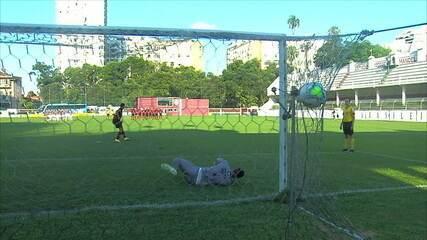 Melhores momentos: Fluminense 3 (1) x (4) 1 Flamengo pelas quartas de final do Brasileirão Sub-20
