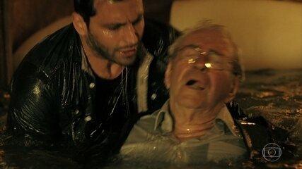 Cassiano resgata Samuel