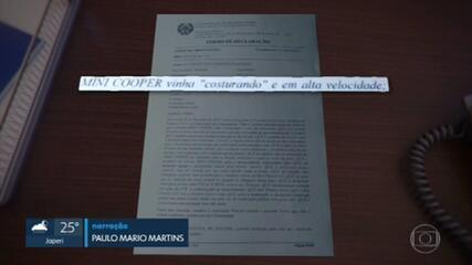 Testemunhas contradizem depoimento do jogador Marcinho em caso de atropelamento no Recreio