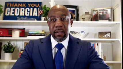 Geórgia elege primeiro senador negro