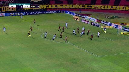 Melhores momentos de Sport 1 x 0 Fortaleza pela 28ª rodada do Brasileirão