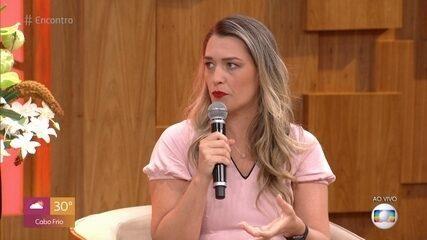 Ana Thaís Matos comenta a rodada do futebol