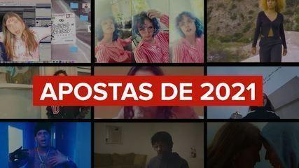 10 apostas internacionais da música para 2021