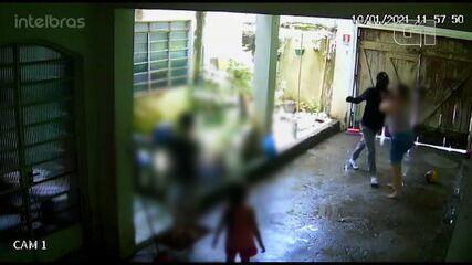 Mulher é agredida pelo vizinho após reclamar de festa em Pindamonhangaba, SP