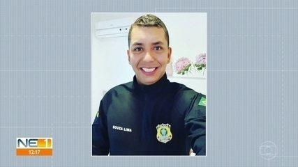 Policial rodoviário federal morto em lanchonete é enterrado no Recife
