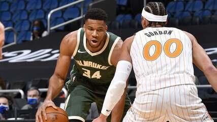 Melhores momentos: Orlando Magic 99 x 121 Milwaukee Bucks pela NBA