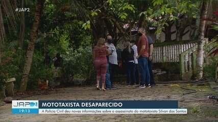 Polícia dá novas informações sobre o homicídio de mototaxista que desapareceu no Natal