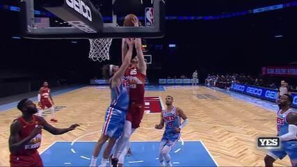 Melhores momentos: Brooklyn Nets 122 x 116 Denver Nuggets pela NBA