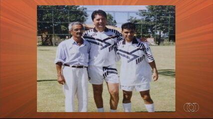 Maguito Vilela foi jogador e incentivador do esporte goiano