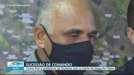 Rogério Cruz se emociona ao falar de Maguito Vilela; vídeo